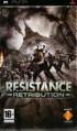 Resistance : Retribution - PSP