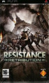 Resistance : Retribution - PSP