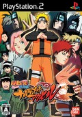 Naruto Shippuden : Ultimate Ninja 4 - PS2