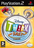 Disney Th!nk Fast - PS2