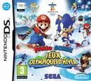 Mario & Sonic aux Jeux Olympiques d'Hiver - DS