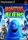 Monsters vs Aliens - PS2