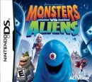 Monsters vs Aliens - DS