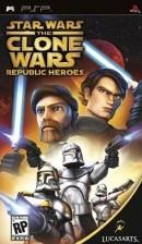 Star Wars The Clone Wars : Les Héros de la République - PSP