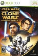 Star Wars The Clone Wars : Les Héros de la République - Xbox 360