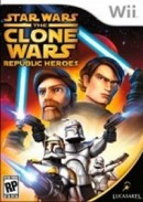 Star Wars The Clone Wars : Les Héros de la République - Wii