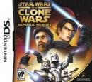 Star Wars The Clone Wars : Les Héros de la République - DS