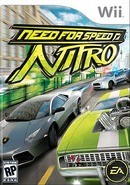 Need for Speed Nitro - Wii