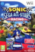Sonic & SEGA All-Stars Racing - Wii