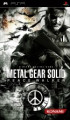 Metal Gear Solid : Peace Walker - PSP