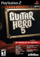 Guitar Hero 5 - PS2