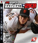 Major League Baseball 2K9 - PS3