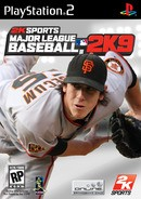 Major League Baseball 2K9 - PS2