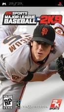 Major League Baseball 2K9 - PSP