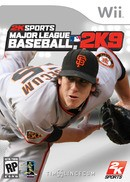 Major League Baseball 2K9 - Wii