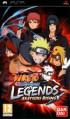Naruto Shippuden Legends : Akatsuki Rising - PSP