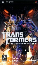 Transformers : La revanche - PSP