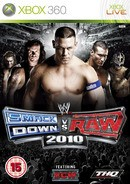 WWE Smackdown vs Raw 2010 - Xbox 360
