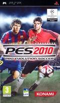 Pro Evolution Soccer 2010 - PSP