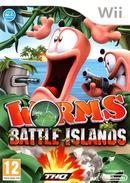 Worms : Battle Islands - Wii