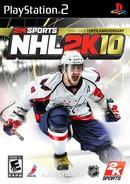 NHL 2K10 - PS2