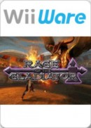 Rage of the Gladiator - Wii