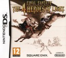 The Four Light Warriors : Final Fantasy Gaiden - DS