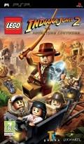 LEGO Indiana Jones 2 : L'Aventure Continue - PSP