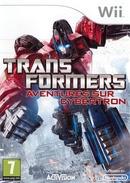 Transformers : La Guerre pour Cybertron - Wii