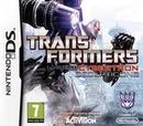 Transformers : La Guerre pour Cybertron - Decepticons - DS