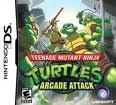Teenage Mutant Ninja Turtles : Arcade Attack - DS