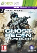 Tom Clancy's Ghost Recon Future Soldier - Xbox 360