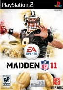 Madden NFL 11 - PS2