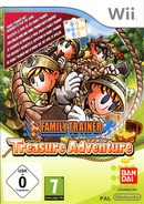 Family trainer : Treasure Adventure - Wii