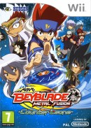 Beyblade Metal Fusion : Counter Leone - Wii