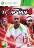 Top Spin 4 - Xbox 360