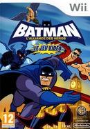 Batman : L'Alliance des Héros le Jeu Vidéo - Wii