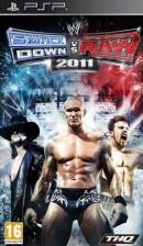 WWE Smackdown vs Raw 2011 - PSP