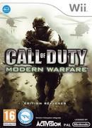 Call of Duty : Modern Warfare - Wii