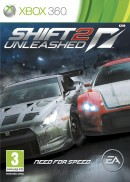 Shift 2 Unleashed - Xbox 360