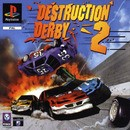 Destruction Derby 2 - PlayStation