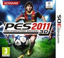 Pro Evolution Soccer 2011 3D - 3DS