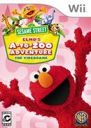 Sesame Street : Elmo's A-to-Zoo Adventure - Wii