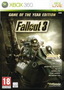 Fallout 3 : Game of the Year Edition - Xbox 360