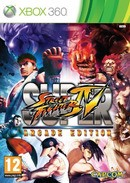 Street Fighter IV Arcade Edition - Xbox 360
