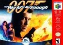 James Bond 007 : Le Monde ne Suffit Pas - Nintendo 64