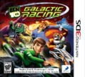 Ben 10 : Galactic Racing - 3DS