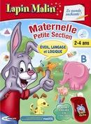 Lapin Malin : Maternelle Petite Section - Le Monde Enchanté - PC