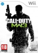 Call of Duty : Modern Warfare 3 - Wii