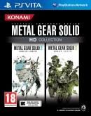 Metal Gear Solid HD Collection - PSVita
